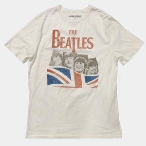 Junk Food • The Beatles Mens Graphic Tee L